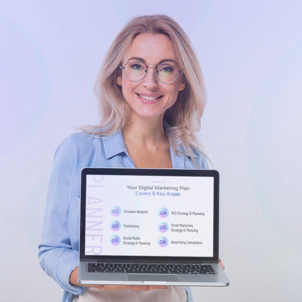 2021 The Ultimate Digital Marketing Planner